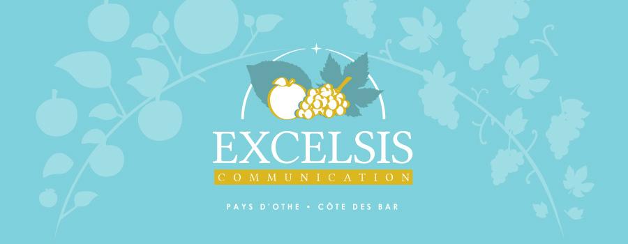 EXCELSIS COMMUNICATION, Agence de communication du Pays d'Othe à la Côte des Bar. Conseils, réalisations Web, Impressions.